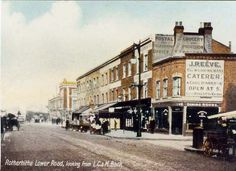Lower Road - Pictures of Bermondsey & Rotherhithe