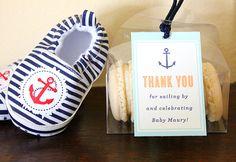 Baby Maury's Nautical Baby Shower