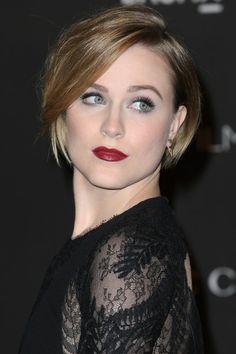 Evan Rachel Wood - The Very Best Short Hairstyles - Photos