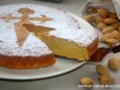 Tarta de Santiago (Espagne) - Recette de cuisine Marmiton : une recette