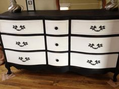 Painted Furniture On Pinterest French Provincial