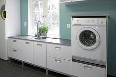 Specialhus B-011: tvättstuga