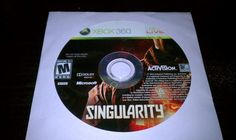 Pre-Owned (No Case) Xbox 360 Singularity