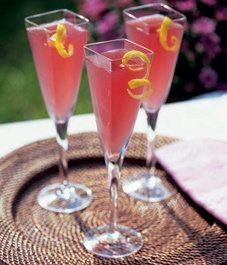 Drink recipe: Blush punch