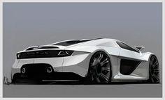 #cars #sketching #rendering