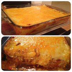 Lasagna made with love for Valentines Day dinner ❤ Valentines Day Dinner, Some Recipe, Lasagna, Love Food, Ethnic Recipes, Lasagne