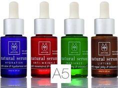 APIVITA NATURAL SERUM - A5 Blog de Dermofarmacia