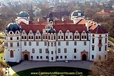 Schloss Celle, Celle, Lower Saxony, Germany...    www.castlesandmanorhouses.com   ...    Also known as das Celler Schloss and as Celle Palace, this quadrangular building was one of the residences of the House of Brunswick-Lüneburg. The palace has rooms and halls from different periods. The court chapel was converted after the Reformation and has been preserved almost unchanged with its Renaissance architecture.