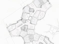 EMI Architekten, Adjusting the floorplan, Wohnhaus Hottingen, Steinwiesstrasse Zürich