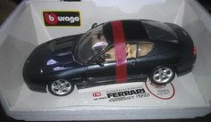 1/18 #ferrari 456gt 1992 3036d burago #diamonds 90 #years,  View more on the LINK: 	http://www.zeppy.io/product/gb/2/331834532696/