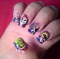 Some more nightmare before Christmas! :):)