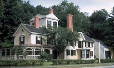 150 Wayside Inn Louisa May Alcott, Nathaniel Hawthorne and  Margaret Sidney Concord, Ma.