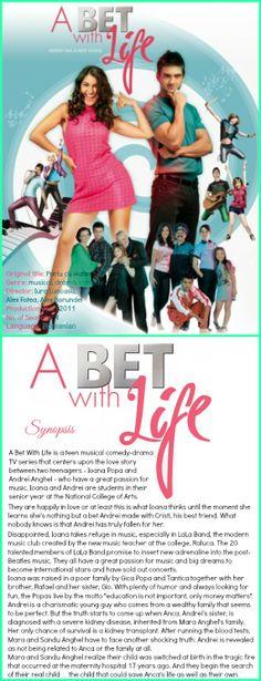 Pariu Cu Viata Comedy, Drama, Passion, Student, Band, The Originals, Movie Posters, Life, Musica