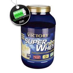 Super NitroWhey es una proteína 100% aislado y concentrado de suero,obtenida mediante los procesos de micro y ultra-filtración más avanzados del mercado.Formulada para alimentar la musculatura en su fase de desarrollo es ideal una vez finalizado el entrenamiento.