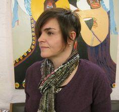 my last hair cut - Sarah at Seagull.