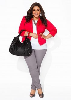 Ashley Stewart.   I love this for me !!!! What do u think ?