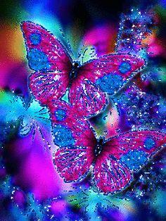 Purple Butterfly Wallpaper, Iphone Wallpaper Glitter, Fall Wallpaper, Galaxy Wallpaper, Cellphone Wallpaper, Butterfly Video, Butterfly Pictures, Free Live Wallpapers, Blue Wallpapers