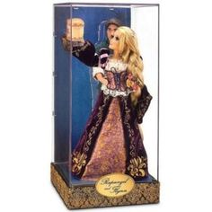 Buy Disney Designer Dolls Fairytale Collection Rapunzel and Flynn Tangled Set! This Designer Collection brings Rapunzel and Flynn together in timeless embrace!