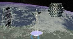 La energía solar del futuro: paneles espaciales y celdas de plomo o estaño