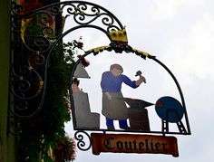Coutelier - Riquewihr, Haut-Rhin