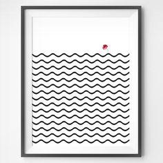Francisco Valle - http://www.laregalerie.fr/les-tableaux-minimalistes-de-francisco-valle/