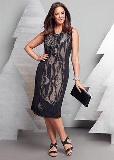 Plus Size Dresses Online | Taking Shape - IQUITOS DRESS