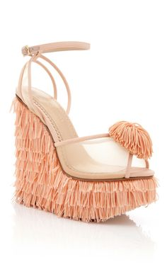 Pink Gigi by Charlotte Olympia Now Available on Moda Operandi