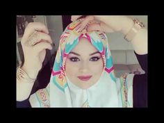 Turkish Hijab Style Tutorial 2017 - Part 7 - YouTube