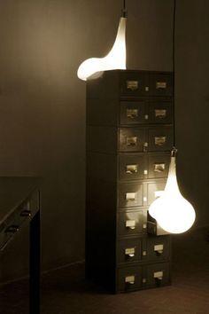 Pieke Bergman's Light Bulbs