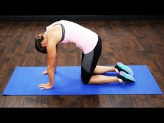 6 Best Exercises To Strengthen Your Back–Videos – The Cycling Bug