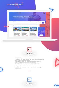 """Check out this @Behance project: """"Your Travel Experience - Website Concept"""" https://www.behance.net/gallery/53192569/Your-Travel-Experience-Website-Concept"""