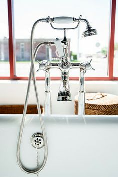 Waterworks products at Salt Lake City Showroom - Traditional - Bathroom Faucets - Salt Lake City - Mountain Land Design
