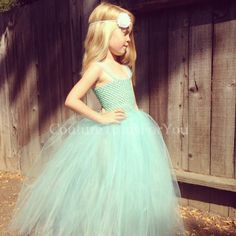 Tranquility, aqua tulle dress, blue tutu dress, mint green tutu dress, light blue tutu dress, aqua tulle, girls tulle dress, birthday