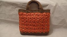 Crochet Handbag / Purse Bag Video TUTORIAL from BAG-O-DAY CROCHET & MORE