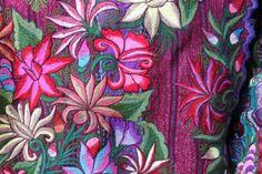 Amandarina: Textiles Mexicanos