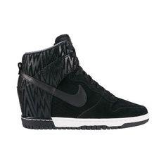 Nike Dunk Sky Hi Print Women's Shoe