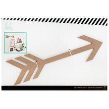 Heidi Swapp® Wall Art Accent, Arrow