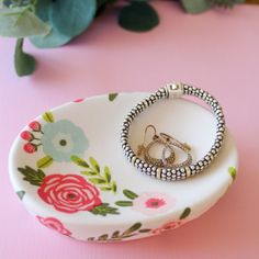 Easiest DIY Trinket Dish