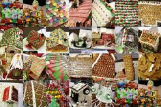 How to: gingerbread house roof