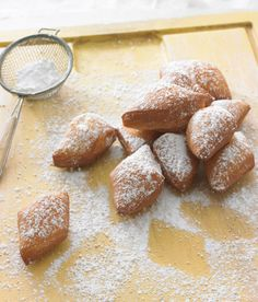 Weekend Project: New Orleans-Style Beignets
