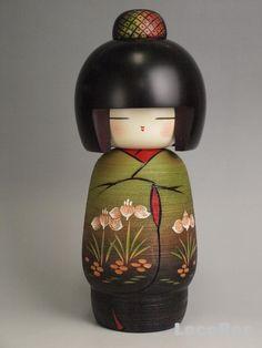 Kokeshi-World : Kokeshi Doller.com, New & Vintage Kokeshi Doll