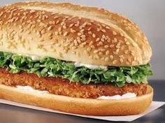 Recipe of Chicken sandwich Burger King Style ~ Simple Chef Recipes