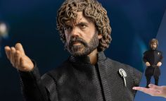 Game of Thrones Tyrion Lannister Sixth Scale Figure Game Of Thrones Collectibles, Game Of Thrones Tyrion, Sideshow, Scale, Fans, Weighing Scale, Stairway, Libra