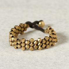 Slim Studs Bracelet in Jewelry+Accessories JEWELRY Bracelets+Rings at Terrain