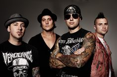avenged sevenfold | AVENGED SEVENFOLD Members Talk About Making Of 'Hail To The King ...