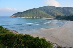 New ferries, buses and transport links make it easier than ever to reach Hong Kong Geopark's pristine beaches © Stefan Irvine / Getty Images