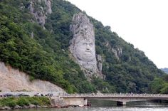 Pictures of Statue of King Decebalus, Orsova - Traveler Photos - TripAdvisor