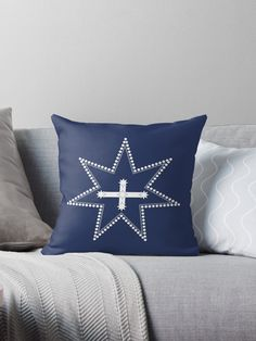 We swear by the Southern Cross to stand truly by each other to defend our rights and liberties. Eureka Flag, Eureka Stockade, Original Art, Cushions, Throw Pillows, Bed, Room, Southern, Prints