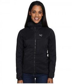 Arc'teryx - Proton LT Hoodie (Black) Women's Sweatshirt