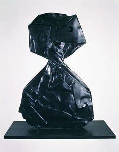 Tête (head) 1978 bronze